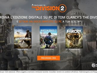 Tom Clancy The Division 2 preorder
