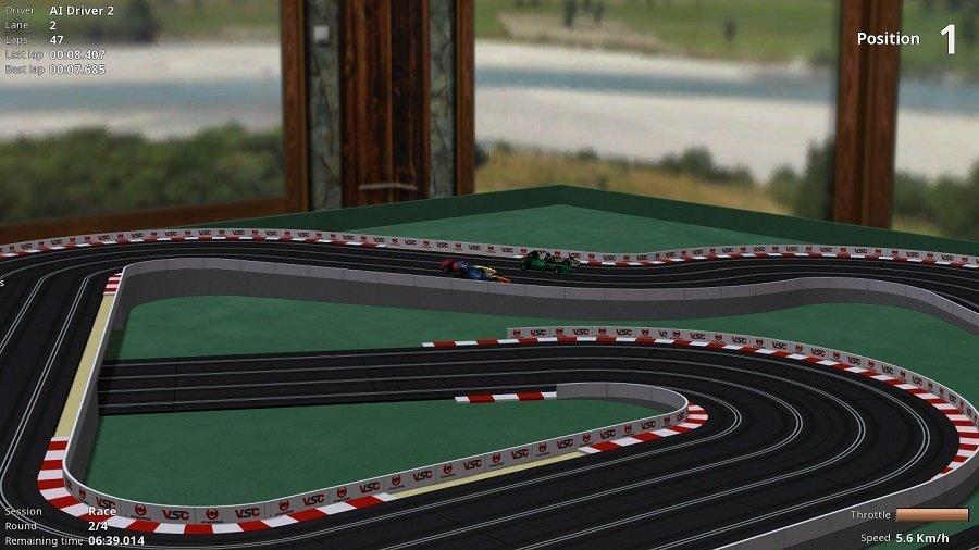Virtual SlotCars