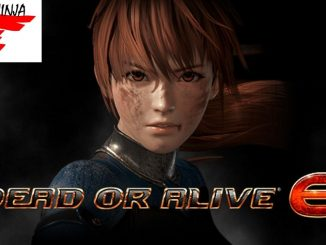 team ninja dead or alive 6