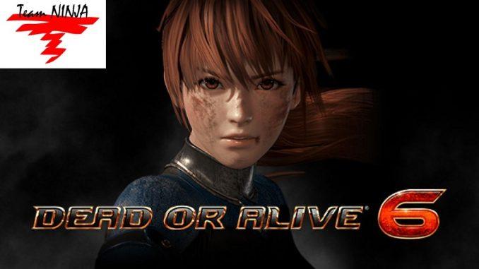 team ninja dead or alive 6