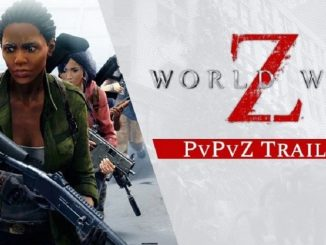 WORLD WAR Z IL PvPvZ MULTIPLAYER