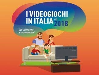 AESVI videogiochi in Italia nel 2018