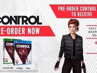 Control Preorder