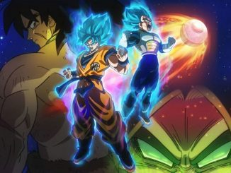 Dragon Ball Super Broly il film