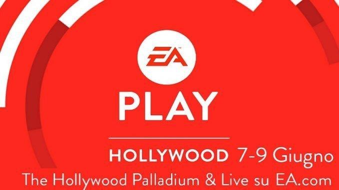 EA Play 7-9 Giugno