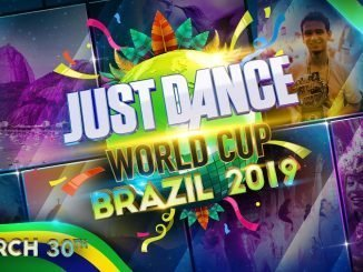 Just Dance World Cup 2019 Brazil