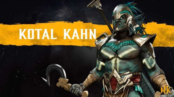 Mortal Kombat 11Kotal Kahn