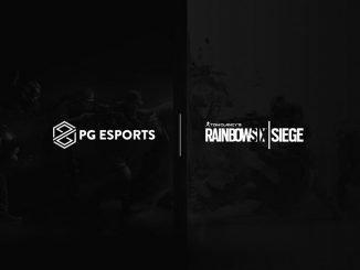 PG esports Rainbow Six siege