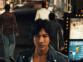 Ryu ga Gotoku Studio Judgment