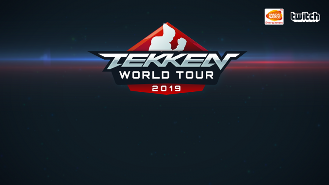 Tekken World Tour 2019