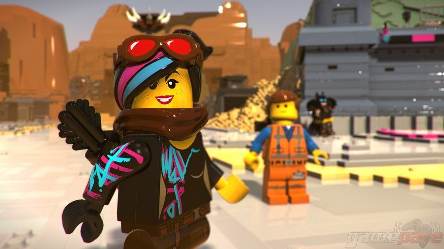 The LEGO Movie 2 Videogame screenshot 2