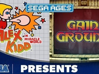 Alex Kidd in Miracle World e Gain Ground