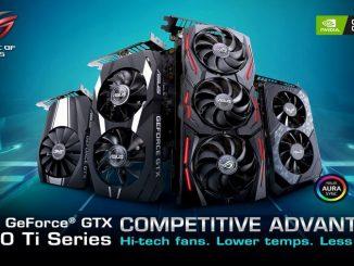 ROG Strix, Dual e Phoenix GeForce GTX 1650