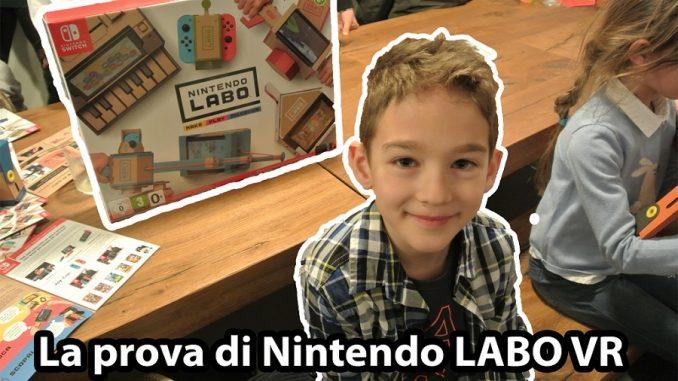 AlessioWestHD Nintendo LABO VR