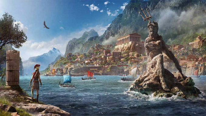 Assassins Creed Odyssey Il Destino di Atlantide
