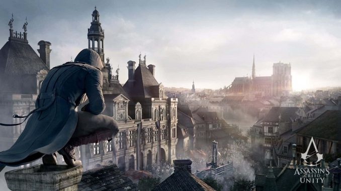 Assassins Creed Unity Notre Dame de Paris