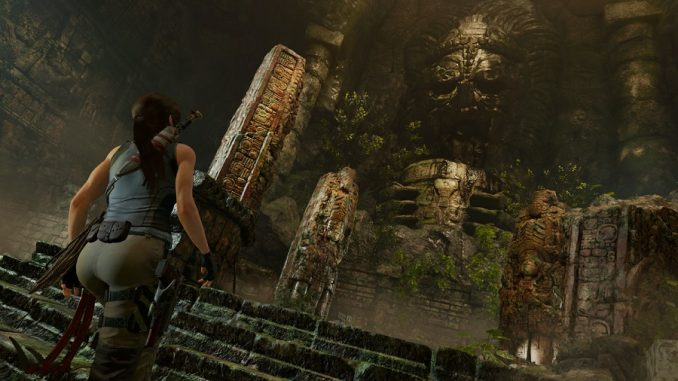 Shadow of the Tomb Raider THE GRAND CAIMAN 4K