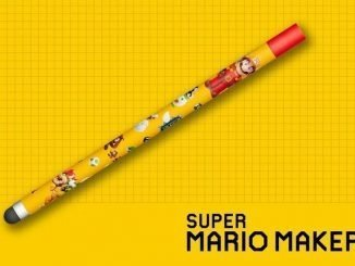 Super Mario Maker 2 Pen