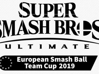 Super Smash Bros. Ultimate European Smash Ball Team Cup 2019