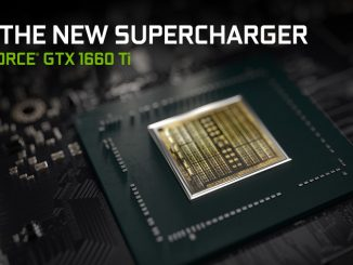nvidia geforce 1660 ti