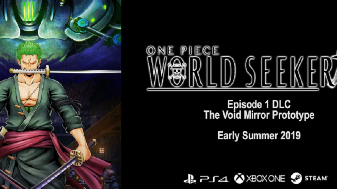DLC: Episode 1: The Void Mirror Prototype.