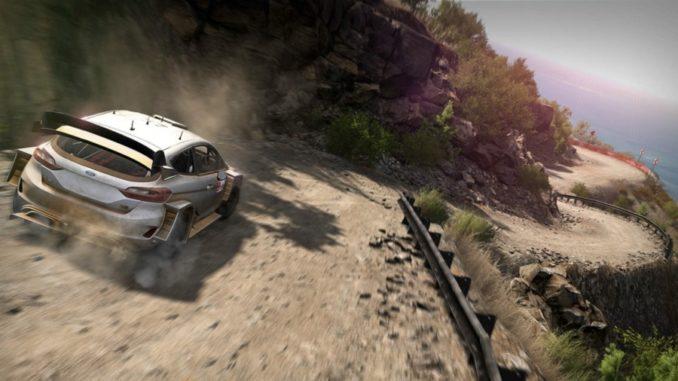 WRC 8 (in Alpha)
