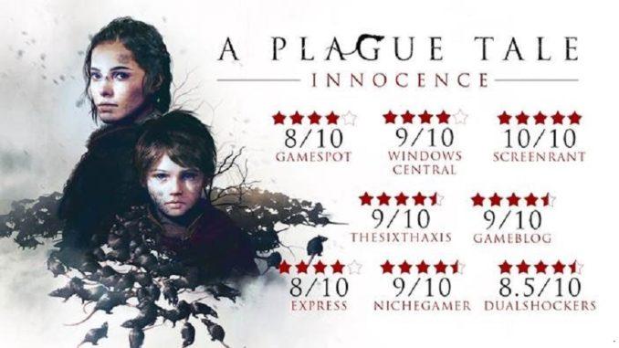 A Plague Tale: Innocence Recensioni