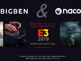 BIGBEN e NACON E3 2019