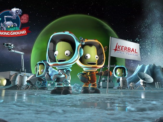 Kerbal Space Program: Breaking Ground