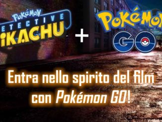 Pokémon GO - POKÉMON Detective Pikachu