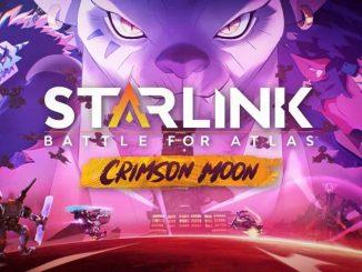 Starlink Luna Cremisi