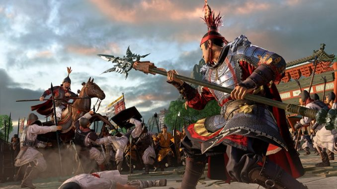Total War:THREE KINGDOMS