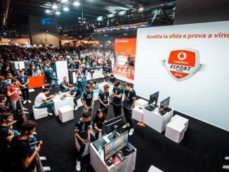 Vodafone ESL 5G eSports