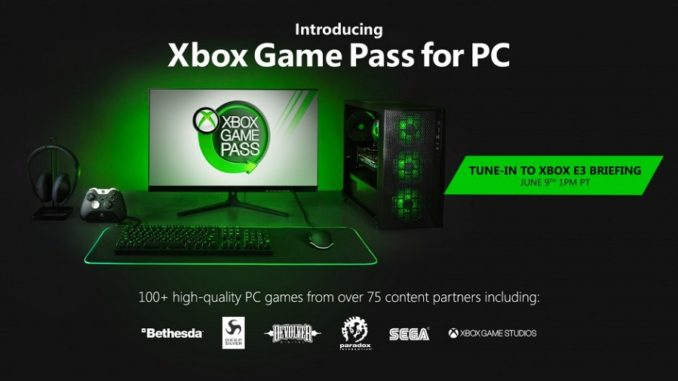 Xbox Game Pass per PC