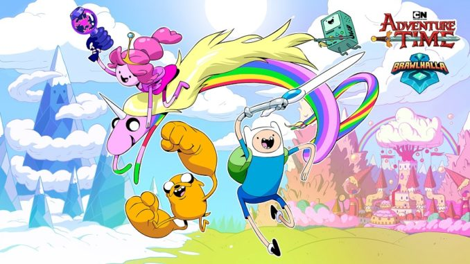 Brawlhalla Cartoon Network