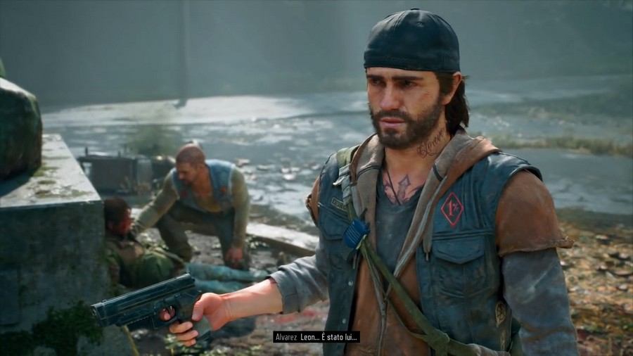 Days Gone Screen01