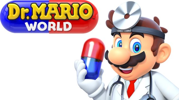 Dr.Mario World iOS e Android
