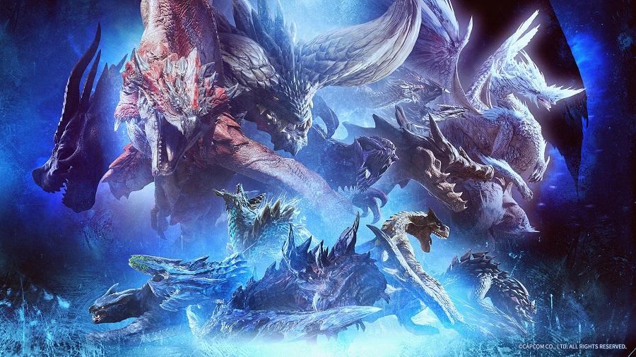 monster hunter world  iceborne nuovi dettagli in vista dell u0026 39 e3 2019