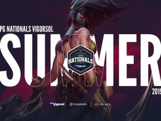 PG Nationals Vigorsol 2019