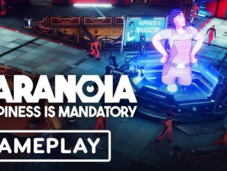 Paranoia: Happiness is Mandatory!