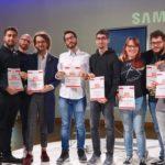 Premiazione Game Jam 2019 DBGA 1