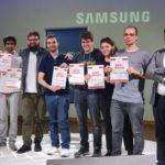 Premiazione Game Jam 2019 DBGA 3