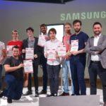 Premiazione Game Jam 2019 DBGA 5