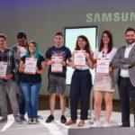 Premiazione Game Jam 2019 DBGA 6
