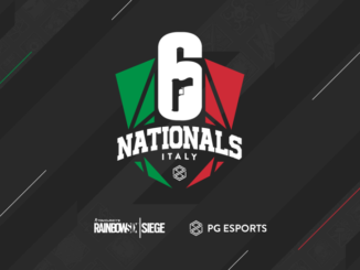 Rainbow Six Siege PG Nationals