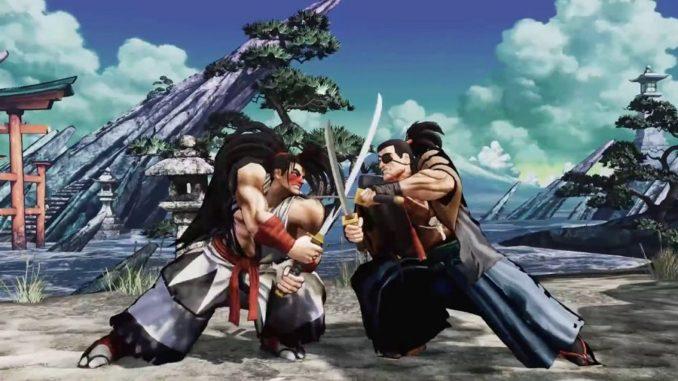 SNK - Samurai Shodown