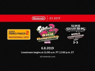 Splatoon 2 - Super Smash Bros. Ultimate E3 2019