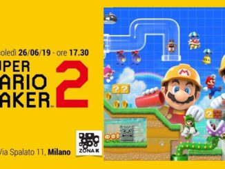 Super Mario Maker 2 Eventio