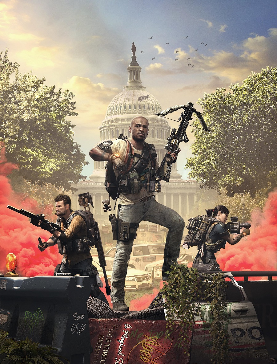 The Division 2 FreeWeekend