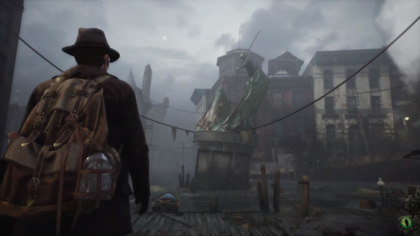 The Sinking City screenshot 1
